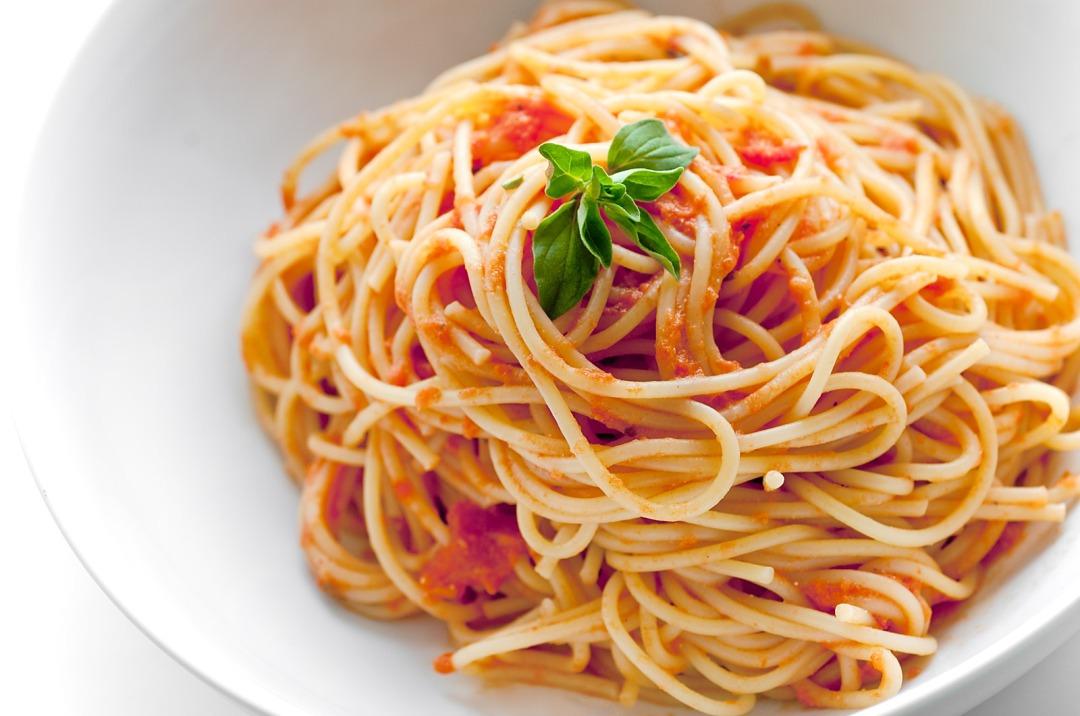 Spaghetti Feed Pic