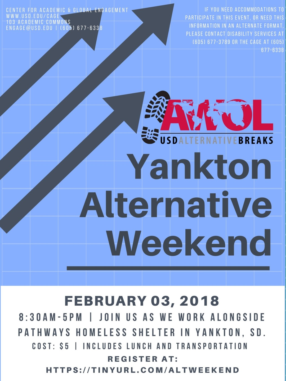 Yankton ALT Weekend